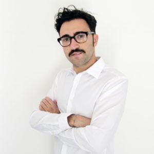 Gianluca Paradiso: consulente di vendita e posa in opera di porte e finestre.