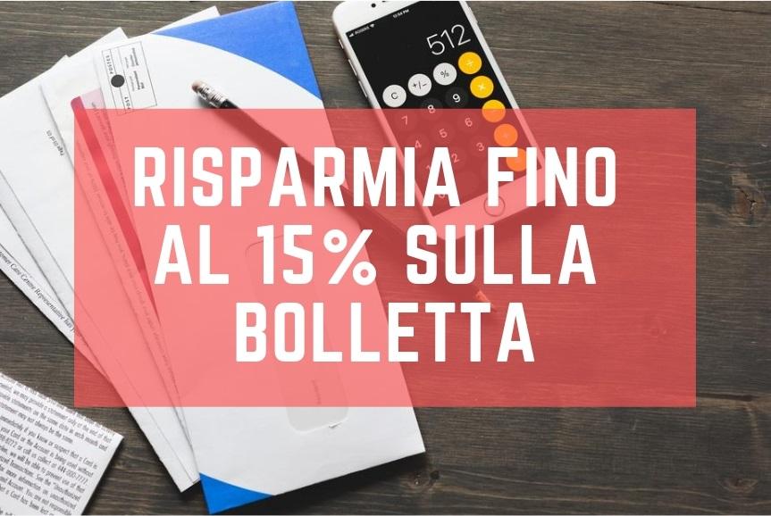 Finestre provincia di Bari risparmia il 15% sulla bolletta